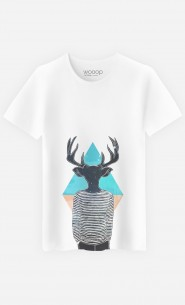 T-Shirt Homme Relaxed Deer
