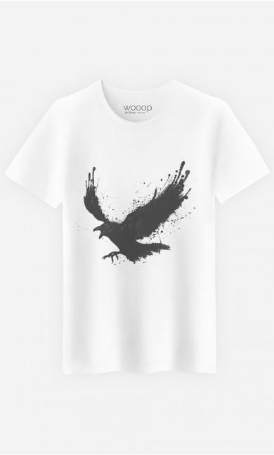 T-Shirt Homme Raven