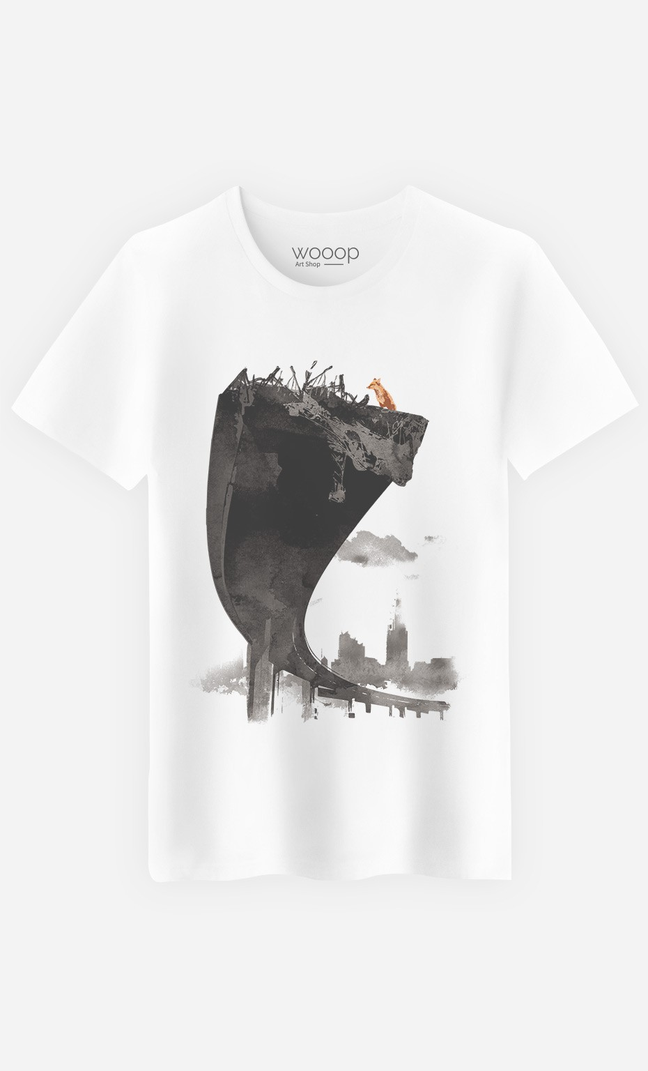 T-Shirt Homme Last Of Us