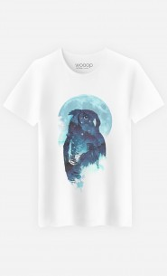 T-Shirt Homme Midnight Owl