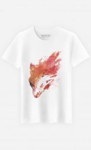 T-Shirt Homme Wild Fox