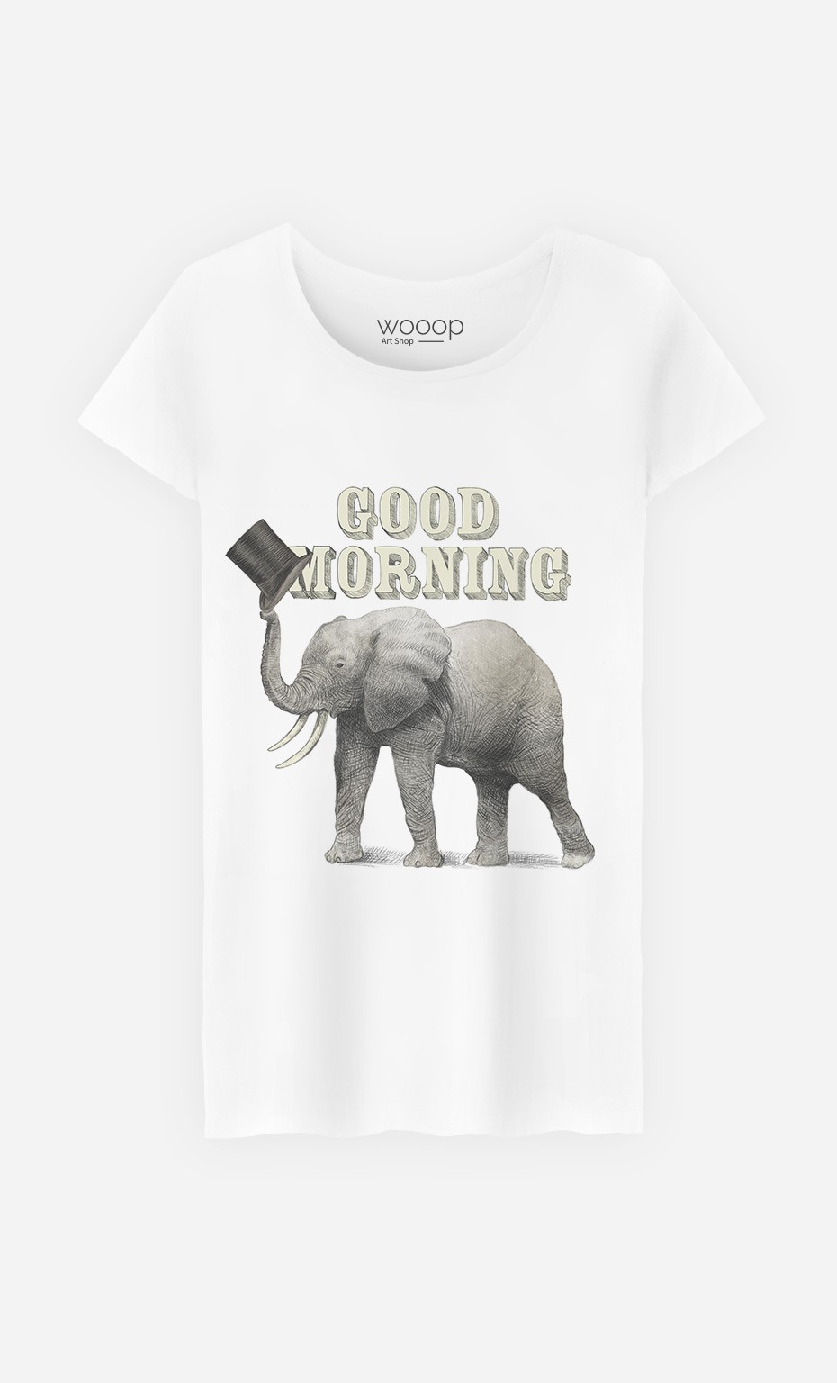 T-Shirt Good Morning