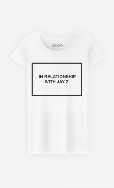 T-Shirt Femme With Jay-Z