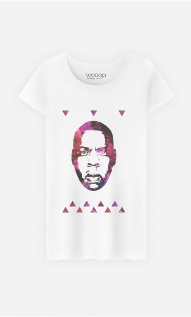 T-Shirt Femme Jay Z