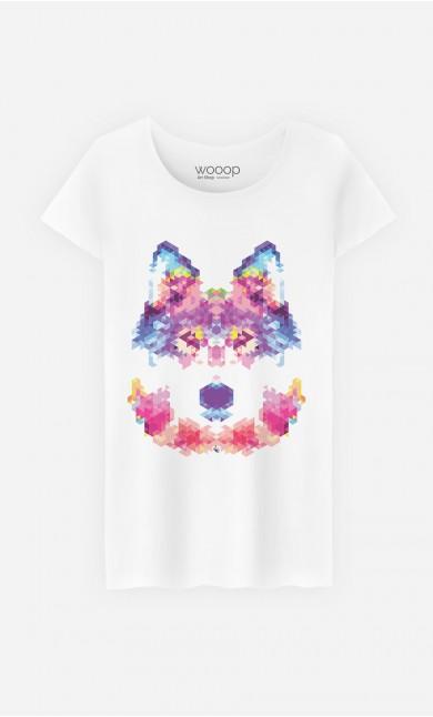 T-Shirt Femme Wolfie