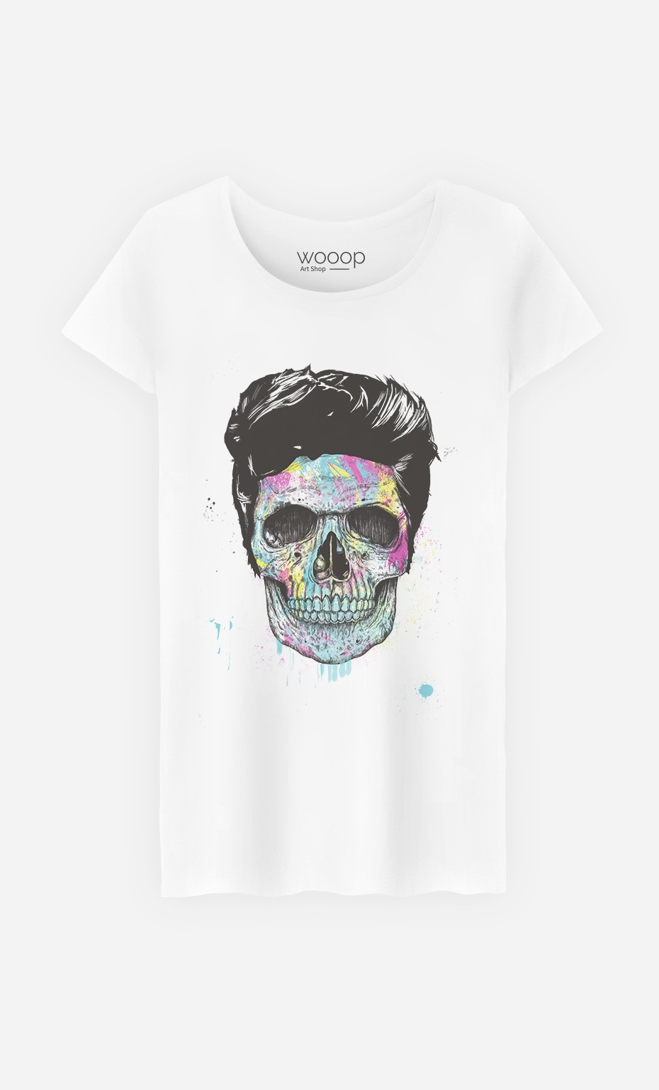 T-Shirt Color Your Death