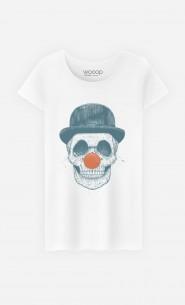 T-Shirt Femme Dead Clown