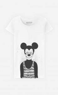 T-Shirt Femme Dead Mouse