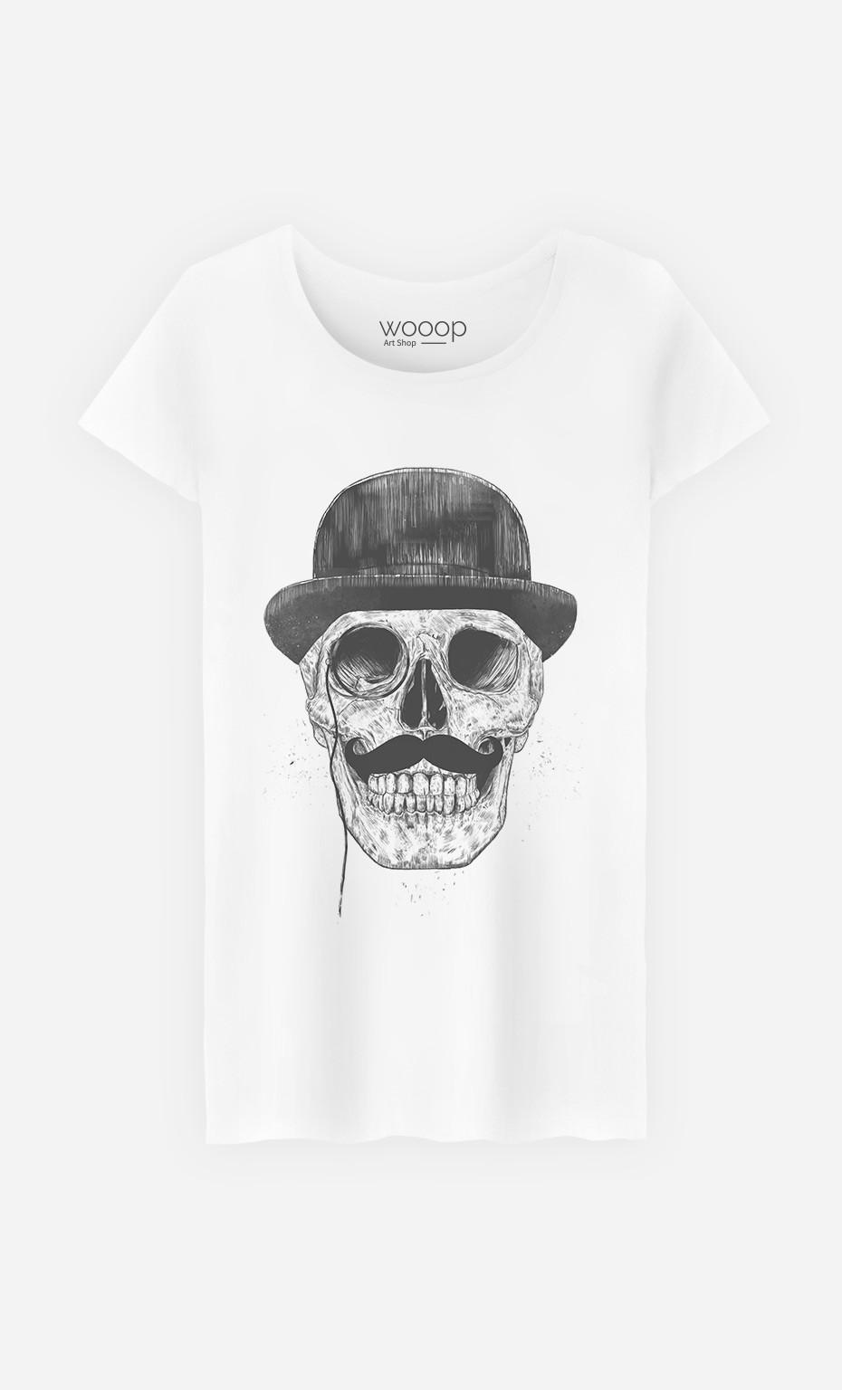 T-Shirt Femme Gentlemen Never Die