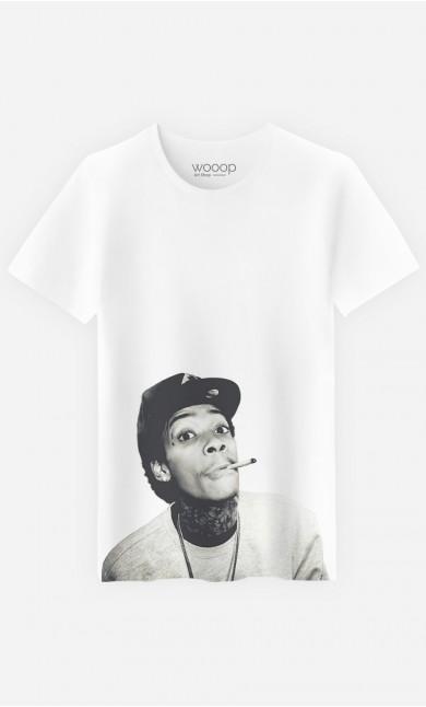 T-Shirt Homme Wiz Khalifa 2