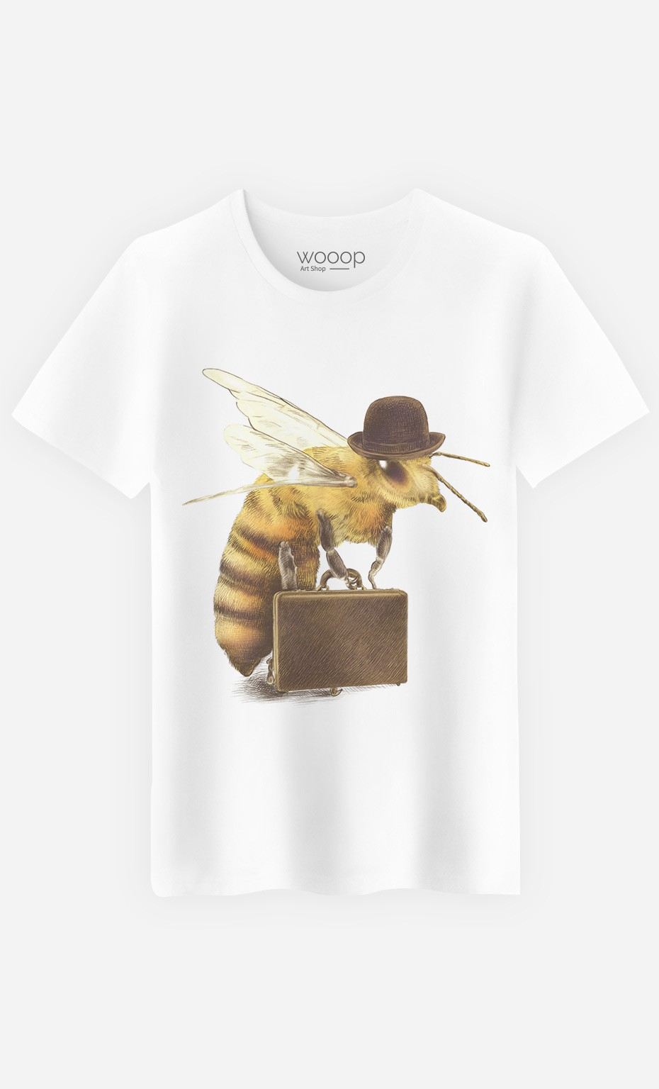 T-Shirt Homme Worker Bee