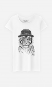 T-Shirt Femme Welcome To The Jungle