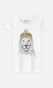 T-Shirt Femme Winter Is Coming