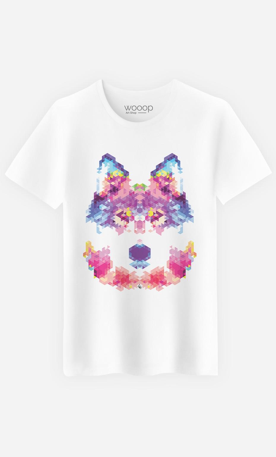 T-Shirt Homme Wolfie