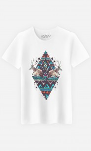 T-Shirt Homme Deer