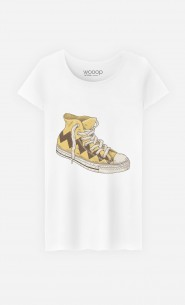 T-Shirt Femme Chuck