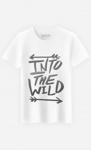 T-Shirt Homme Into The Wild II