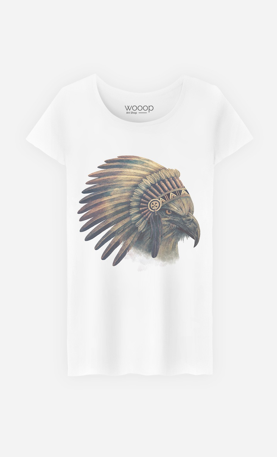 T-Shirt Femme Eagle Chief