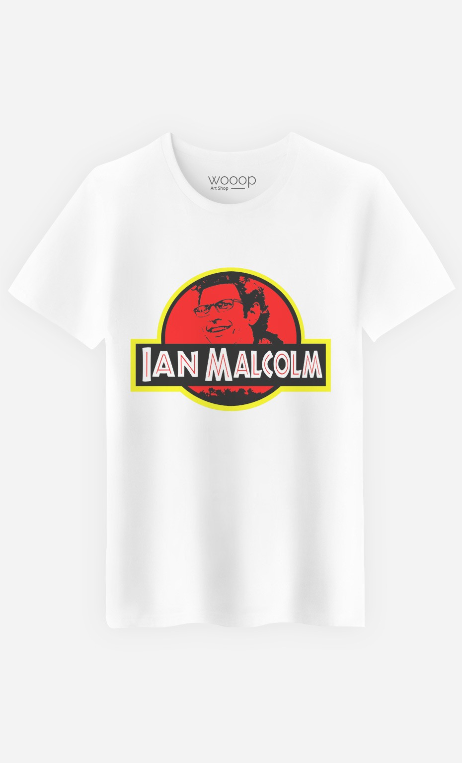 T-Shirt Homme Ian Malcolm