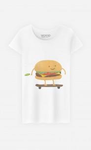 T-Shirt Femme Fast Food