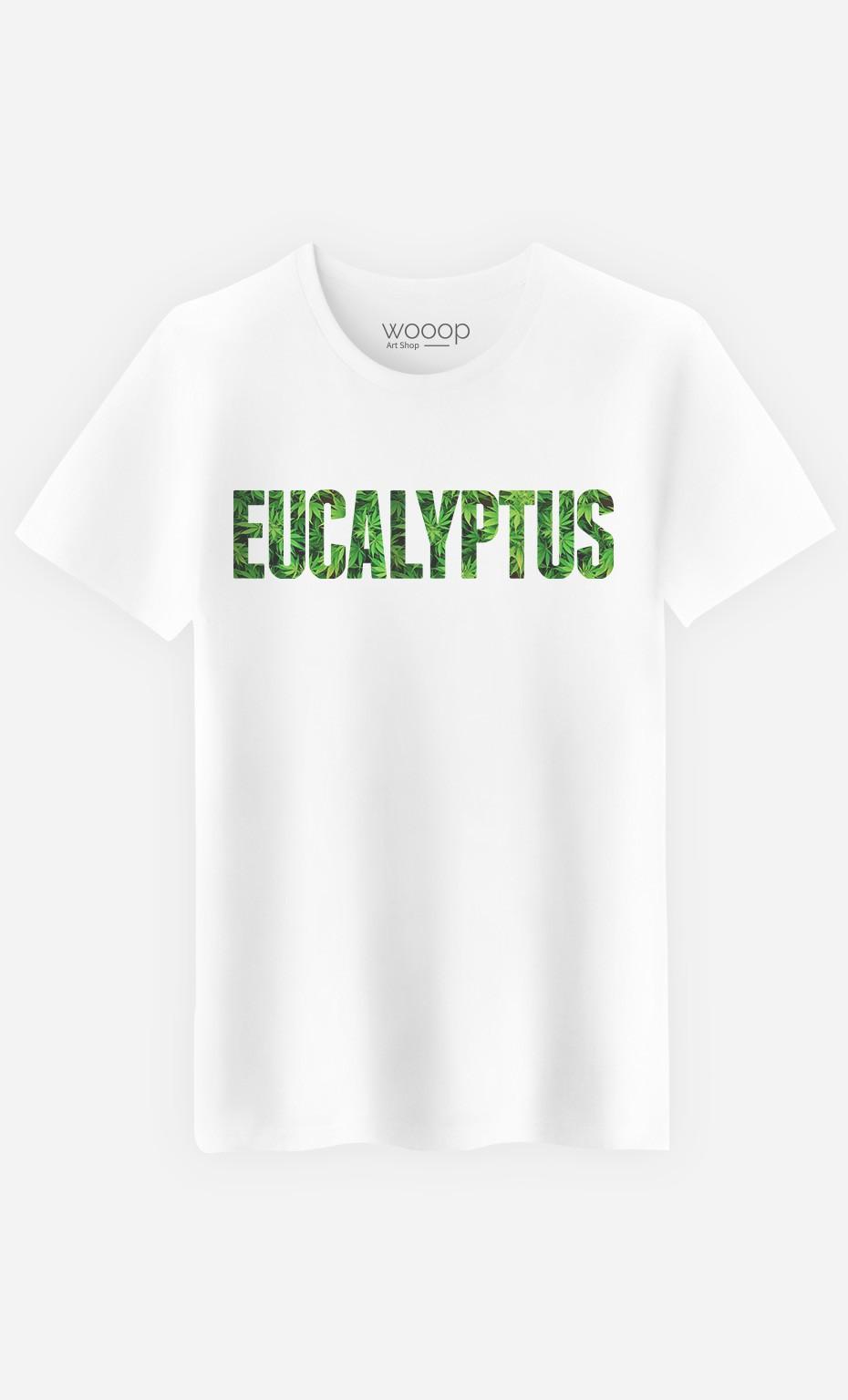 T-Shirt Homme Eucalyptus