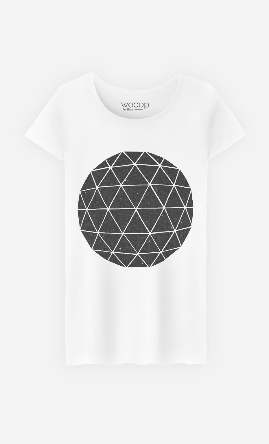 T-Shirt Geodesic