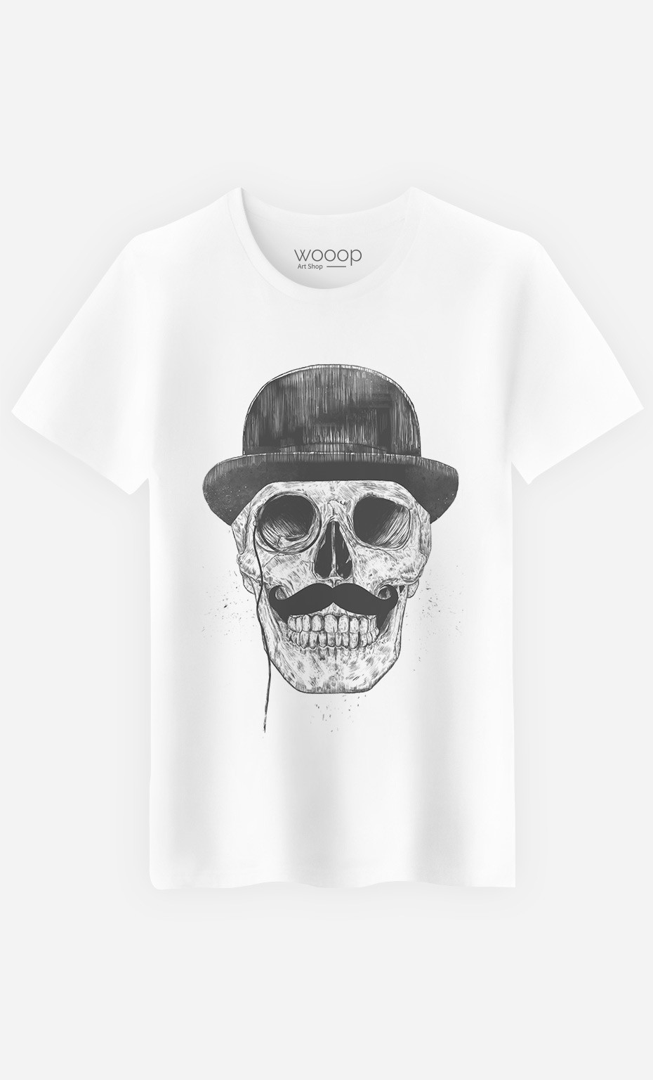 T-Shirt Homme Gentlemen Never Die