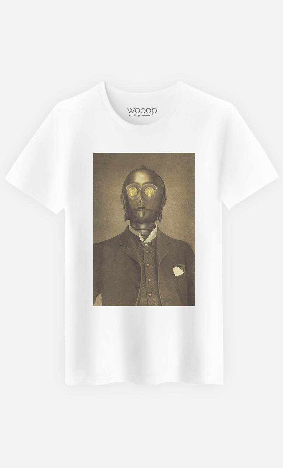 T-Shirt Homme Baron Von C3PO