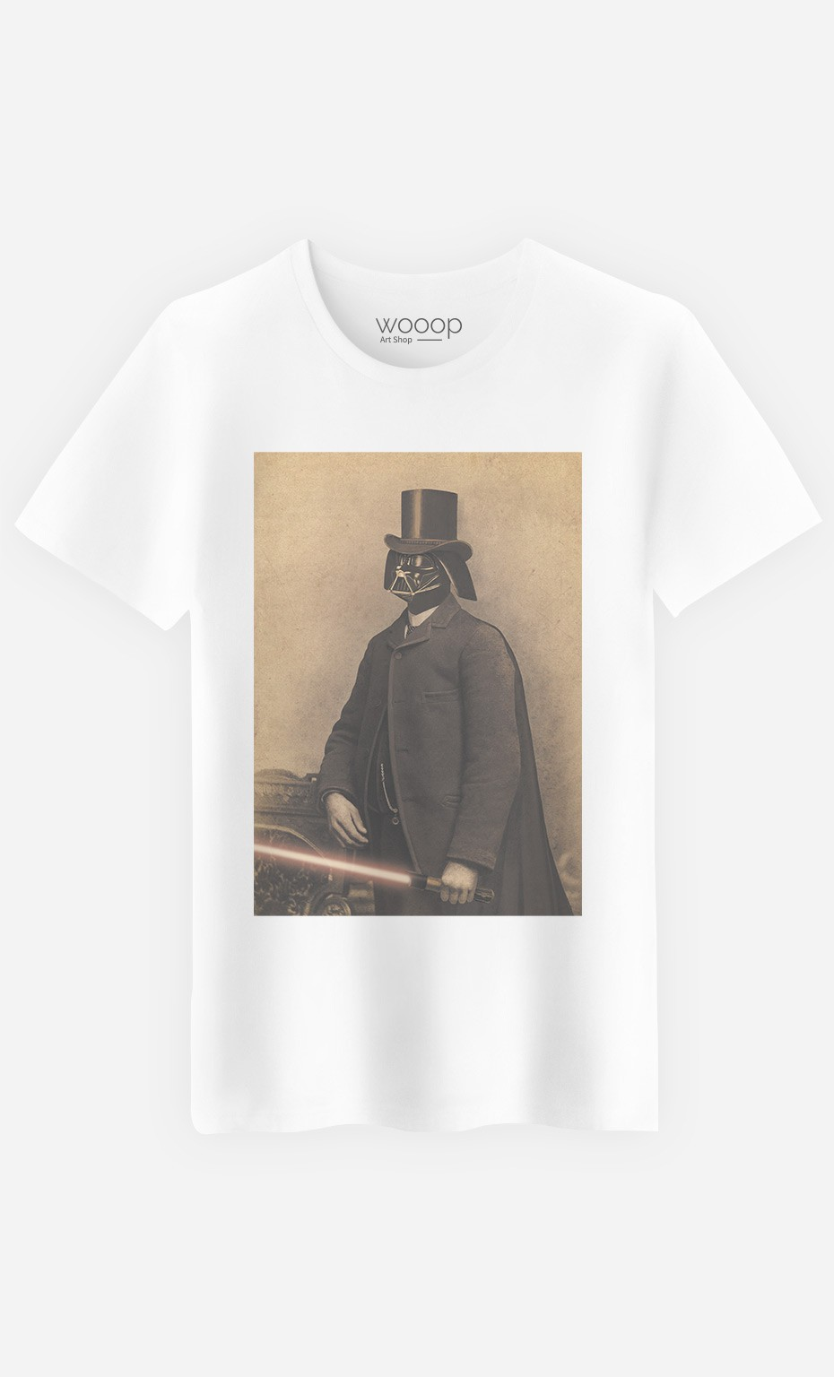 T-Shirt Homme Lord Vader