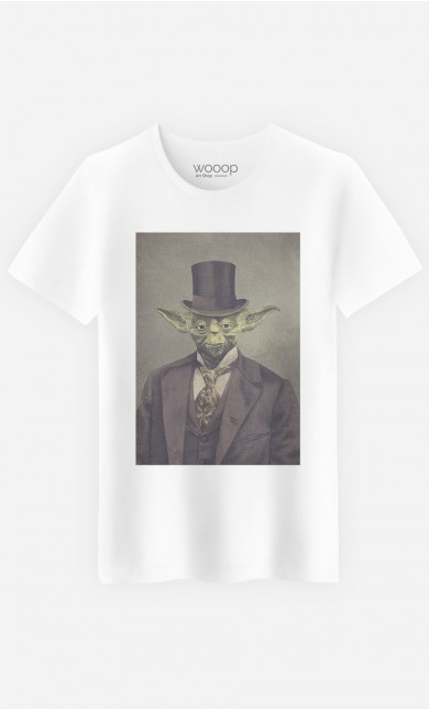 T-Shirt Homme Sir Yoda