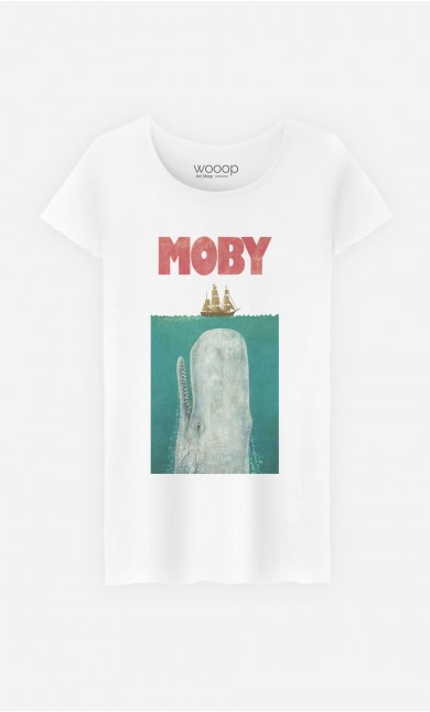 """T-Shirt Original """"Moby"""""""