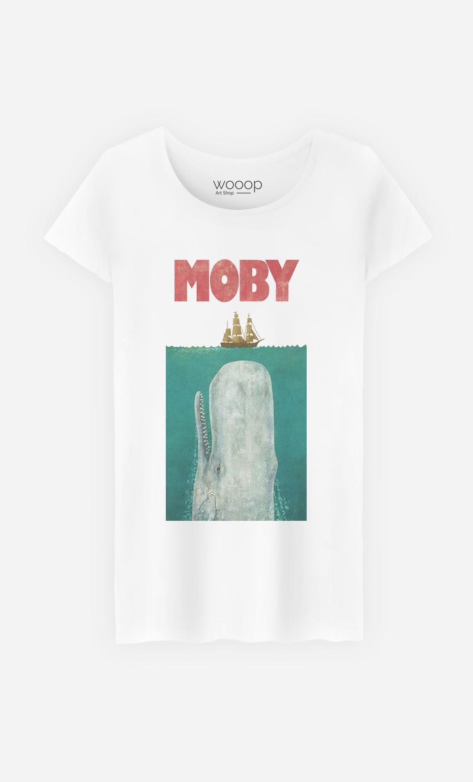 T-Shirt Femme Original Moby