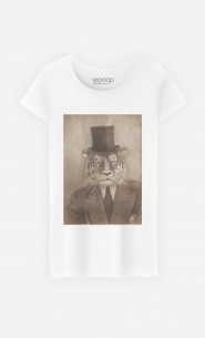 T-Shirt Femme Sir Tiger