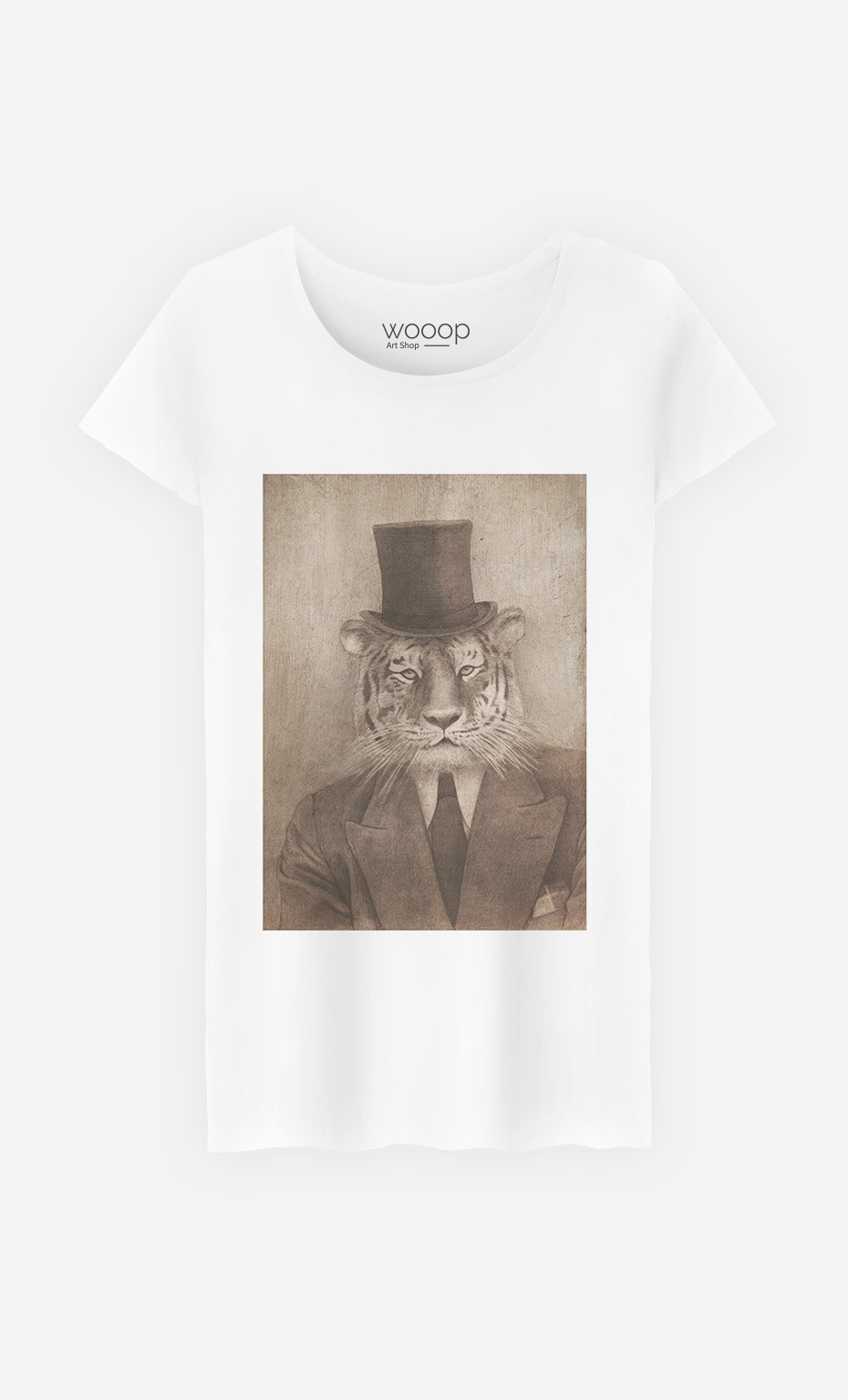 T-Shirt Sir Tiger