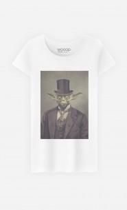 T-Shirt Femme Sir Yoda