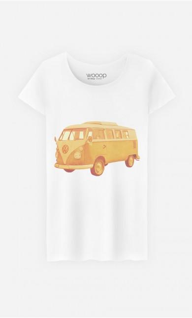 T-Shirt Femme Summer Ride