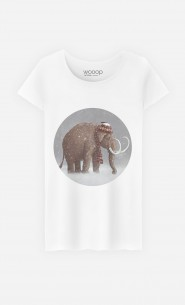T-Shirt Femme The Ice Age Sucked