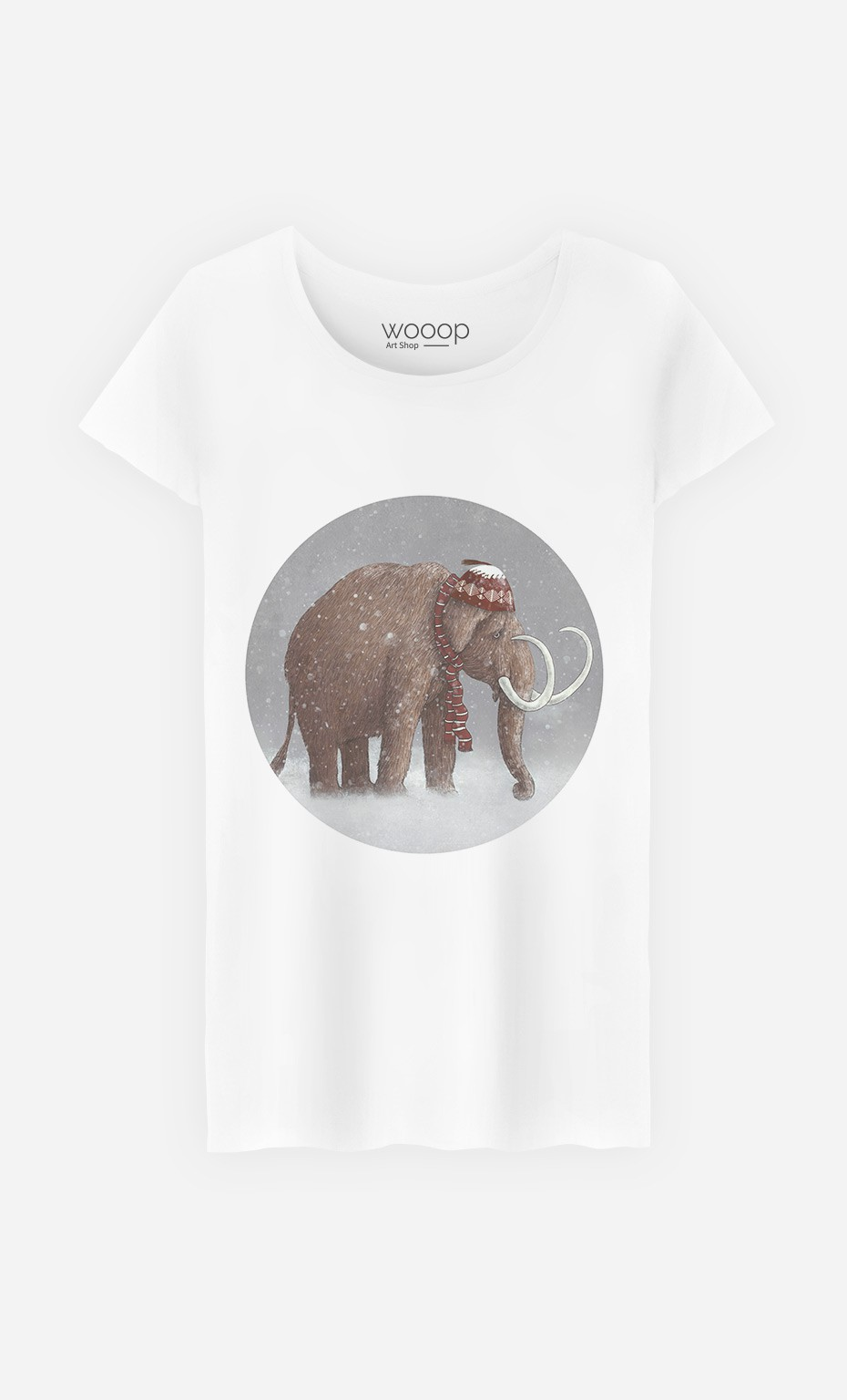 T-Shirt The Ice Age Sucked