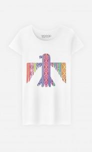 T-Shirt Femme Thunderbird