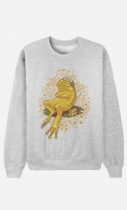 Sweat Homme Froggie Relax Mode