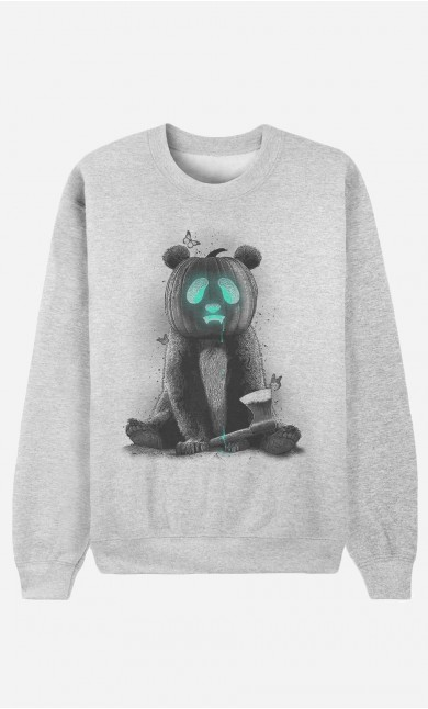 Sweat Homme Pandaloween