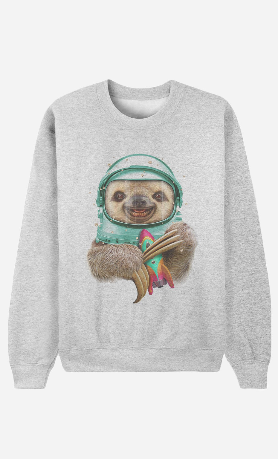 Sweat Homme Space Sloth