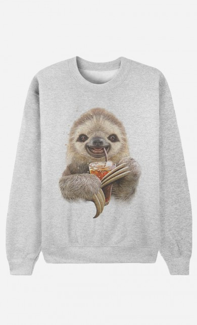 Sweat Sloth & Drink