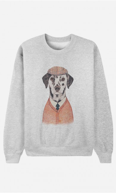 Sweat Homme Dalmatian