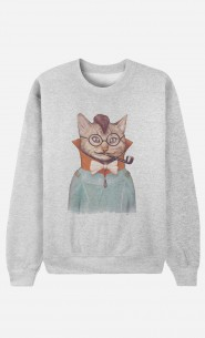 Sweat Homme Electric Cat
