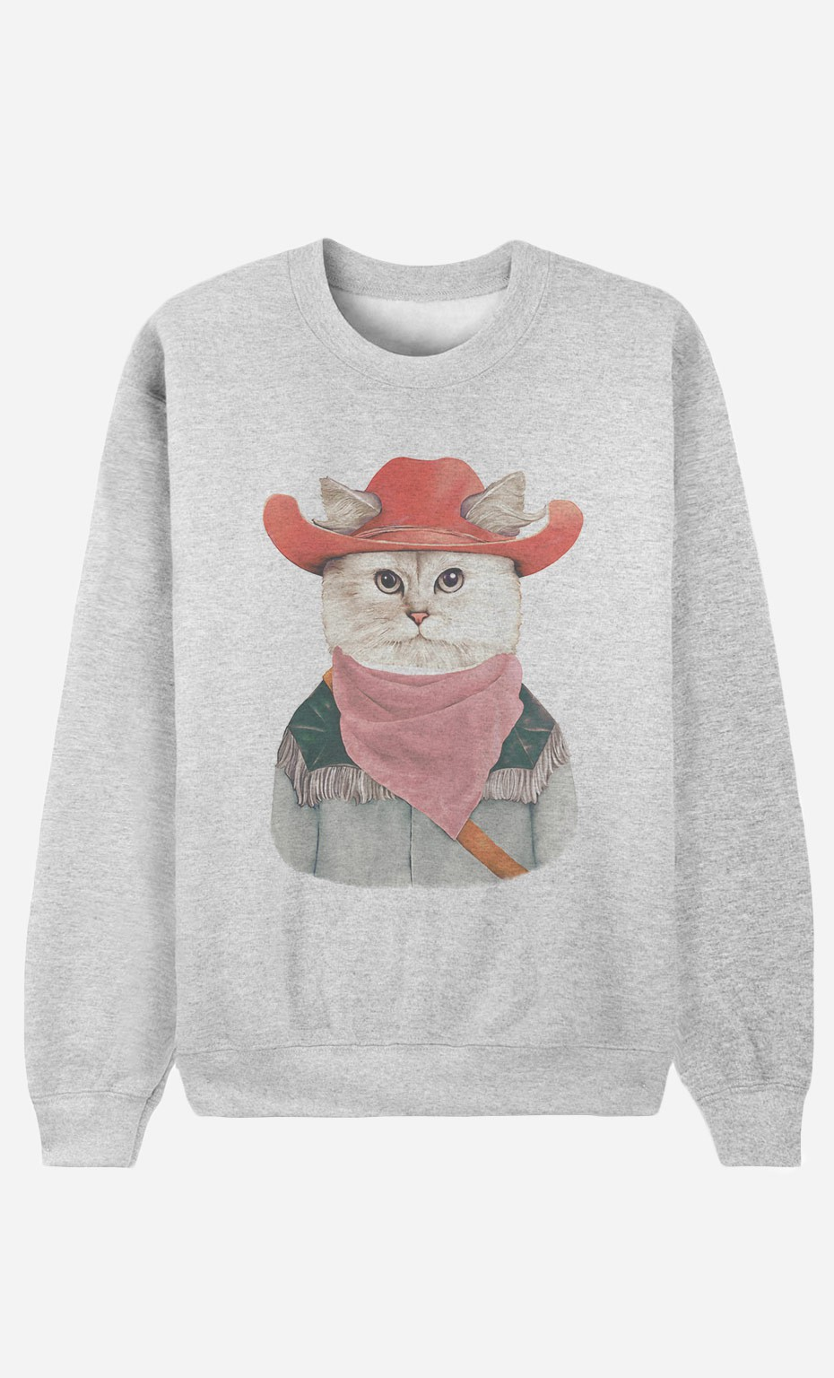 Sweat Homme Rodeo Cat