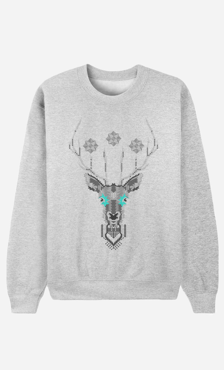Sweat Homme Geo Deer