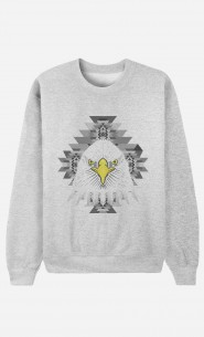 Sweat Homme Geo Eagle