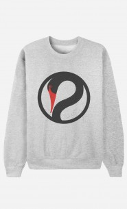 Sweat Homme Peaceful Swan