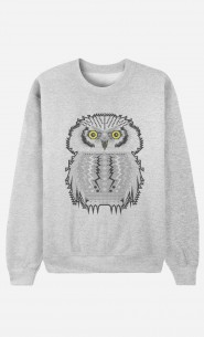 Sweat Homme Snow Owl